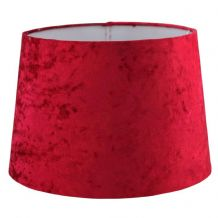 Velvet red shade from